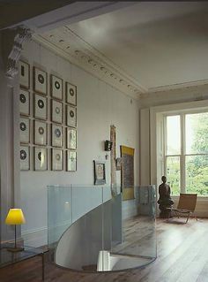 kjaerholm  cabbagerose:    private house, london  via: petercookphoto