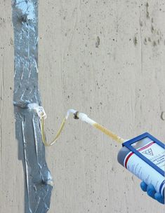 epoxy injection of foundation cracks - Fixing Foundation Cracks