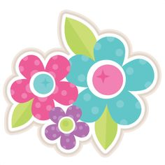 Flower Group SVG scrapbook cut file cute clipart files for silhouette cricut pazzles free svgs free svg cuts cute cut files Cute Clipart, Flower Clipart, Vector Flowers, Bday Cards, Unicorn Party, Birthday Fun, Silhouette Design, Fabric Painting, Scrapbook Paper