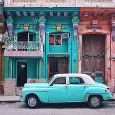Havana, Cuba. #havana #cuba Photo Credit: @sezgiolgac  Via: @americas.vacations