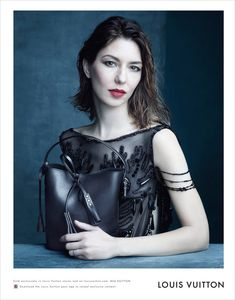 Sofia Coppola for Louis Vuitton Spring/Summer 2014 by Steven Meisel