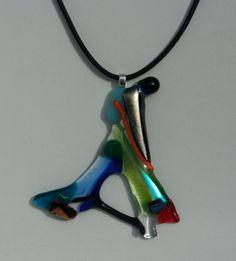 Een handgemaakt glasjuweeltje van KeizerGoed... meer info: keizergoed.gmail.com