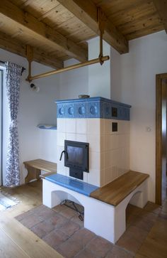 A Frame House Plans, Cosy House, Rocket Stoves, Life Is Good, Pergola, Sweet Home, Cottage, Living Room, Building