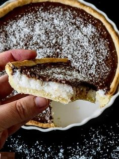 Gluten Free Recipes, My Recipes, Sweet Recipes, Dessert Recipes, Desserts With Biscuits, Sweet Cooking, Happy Foods, Chocolate Desserts, Food Videos