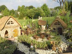 fairy garden ideas | joe dixon a fairy garden at baker s village garden center