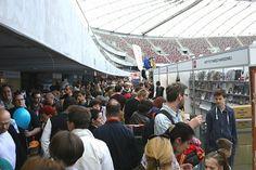 Warszawskie Targi Książki na Stadionie Narodowym w Warszawie