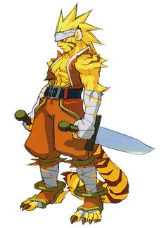 Rei, Breath of Fire III