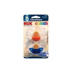 NUK Orthodontic Pacifier   $9.95 for 2 pack   Babble