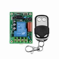 RF AC 220V 3000W 30A One Transmitter 1 Channel Relays Smart Wireless Remote Control Light Switch 433Mhz. Yesterday's price: US $14.99 (12.18 EUR). Today's price: US $12.59 (10.26 EUR). Discount: 16%.