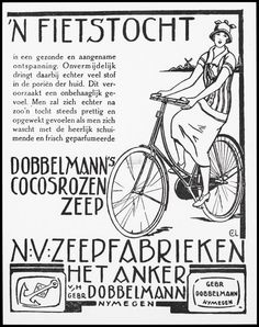 Vintage Advertisements, Vintage Ads, Old Commercials, Advertising Poster, Posters, Dutch, Pictures, Event Posters, Library Locations