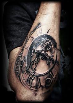 """Képtalálat a következőre: """"óra tattoo minták"""""""
