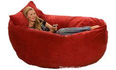 Comfy Bean Bag Chairs!