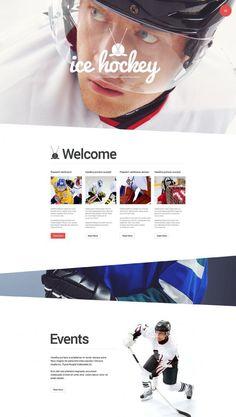 Sports Blog WordPress Theme