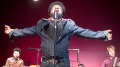 """They call him """"The Screaming Eagle of Soul."""" To find out why, look no further than his performance of the song """"Confusion"""" at the KUTX studios in Texas. He even delivers a futuristic musical surprise!"""