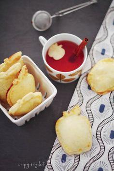 kleine Apple-Pies, Apfel-Zimt-Punsch und 5 Tchibo-Videos - Fräulein Klein