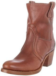 FRYE Women's Jane Trapunto Ankle Boot. LOVE LOVE LOVE WANT WANT WANT