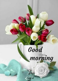 Good Morning Beautiful Pictures, Romantic Good Morning Quotes, Good Night I Love You, I Love You Pictures, Morning Qoutes, Good Morning Flowers, Good Morning Picture, Good Morning Good Night, Morning Pictures