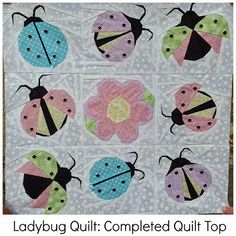 Mini Quilt by: Erin Trevino of www.manykindsoflove.blogspot.com posted on quiltartdesigns.blogspot - May 2015