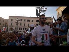#Sassari, #Dinamo è festa in piazza per lo #scudetto