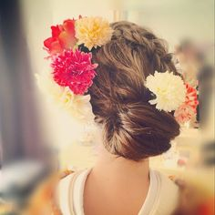いいね!45件、コメント5件 ― 河津絵美さん(@emi8220)のInstagramアカウント: 「和装backshot📷 #ブライダルヘア#和装ヘアセット#和装ヘア#wagami #japanesehair#weddingstyle」