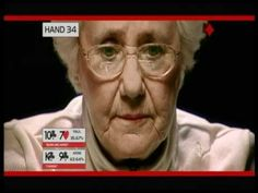 Ann Takes On The Poker Champs - Derren Brown: Trick or Treat - YouTube