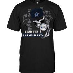 Fear The Cowboys – Poisetee  #CowboyNation, #Cowboys, #CowboysNation, #CowboysNation, #Dallas, #DallasCowboys, #DcWeDemBoyz, #FootBall, #NFL, #cowboys, #cowboysfans, #cowboysfan, #cowboys4life