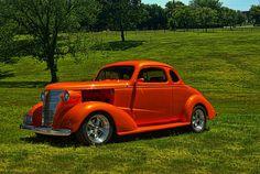 1938 Chevrolet Coupe Hot Rod Photograph  - 1938 Chevrolet Coupe Hot Rod Fine Art Print
