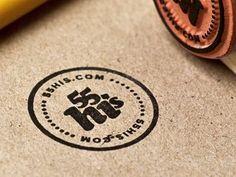 Resultado de imagen de sellos de caucho speakeasy