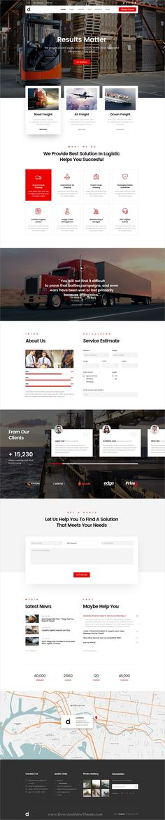 AI is a clean and trendy #PSD Template designed for #logistics #cargo or transportation company stunning website with 19 multipurpose homepage layouts and 53 organized PSD pages with Grid-Based Approach download now➩ https://themeforest.net/item/ai-creative-multipurpose-psd-template/19509331?ref=Datasata