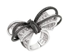 Chanel couture ring http://www.blouinartinfo.com