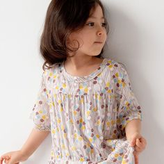 CARAMEL BABY&CHILD DRESS