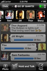 Walkie-Talkie App Voxer Popular With Investors, Too, Raising $15M to $20M At Up To $300M Valuation
