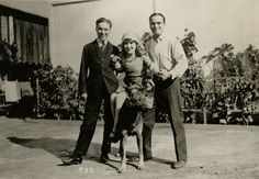 """""""Mary Pickford Charlie Chaplin Douglas Fairbanks Photograph Vintage 1921 On Set candid of United Artist Founders"""" Old Movies, Great Movies, Funny Walk, Chucky Movies, Charles Spencer Chaplin, Douglas Fairbanks, Mary Pickford, Charlie Chaplin, Silent Film"""