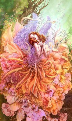 carnation faerie