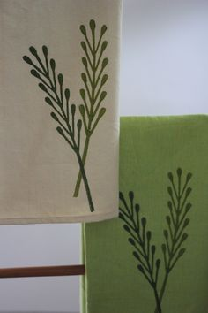 rice tea towels || Association for Craft Producers || Nepal