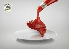 GOT HEINZ... GOT FOOD by AO STUDIO, via Behance