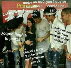 Read 176 Comprar from the story CNCO Memes by AngelaNayelITMR (CNCOMisterios! Memes Cnco, Funny Memes, Hilarious, Cnco Richard, I Support You, Latin Music, I Love You All, Birthday Party Themes, Boy Bands