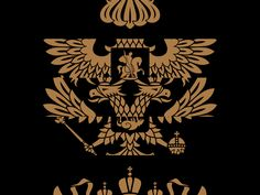 Russian Coat of arms by Firma