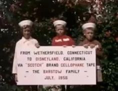 Disneyland Dream (1956). D: Robbins Barstow. Selected in 2008.
