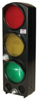 Yacker Tracker! Traffic light for controlling noise levels in the classroom
