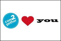 Com2gether loves you