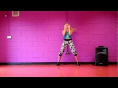 Zumba with Stacey - T.H.E. (The Hardest Ever) Will.I.Am, JLO & Mick Jagger Ab Track - YouTube