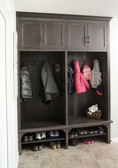 Custom locker cabinet