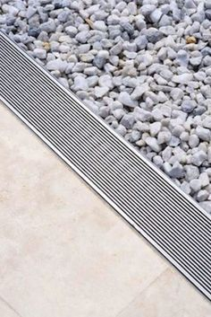 Trench Drain Floor Drains And Roof Deck On Pinterest