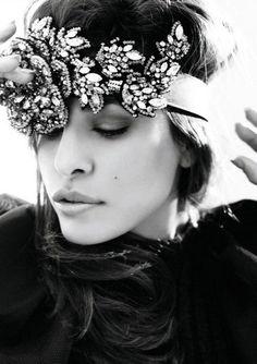 Eva Mendes by Kayt Jones #Celeb #Portrait #Hollywood