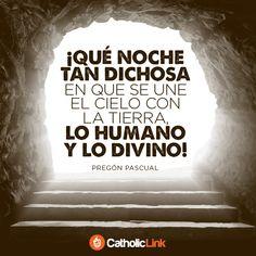Extracto del Pregón Pascual
