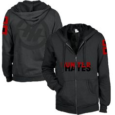 No way!!! This is like my dream to have a whole wardrobe full of hunter hayes clothing!!! Including this hoody jacket....