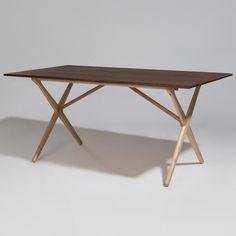 Hans Wegner Cross Legged Table - Click to enlarge