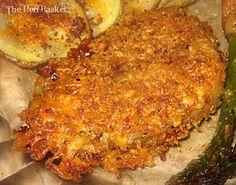 Cheddar Bacon Ranch Pork Chops