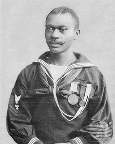C.E. Minor, African American Sailor
